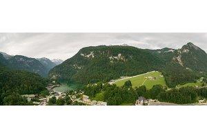 Schoenau Am Koenigssee, Bayern, Deutschland