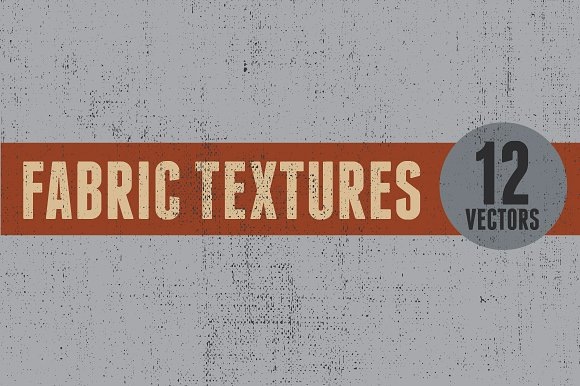 12 Vector Fabric Textures