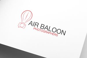 Air Baloon Photographer | Logo