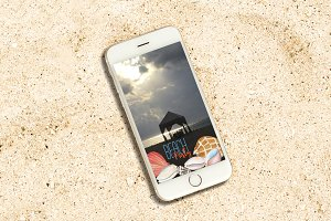 Beach Party Snapchat Geofilter