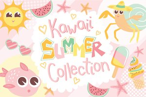 Kawaii Summer Collection