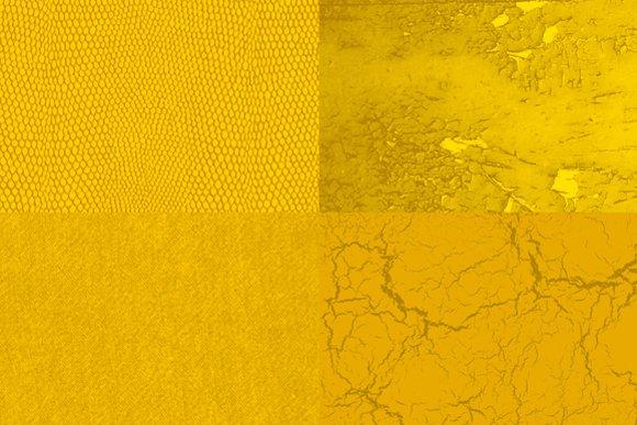 The Golden Texture Bundle