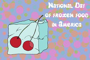 National day of frozen food