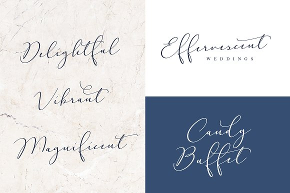 Adorable Handwritten Script Font in Handwriting Fonts - product preview 3