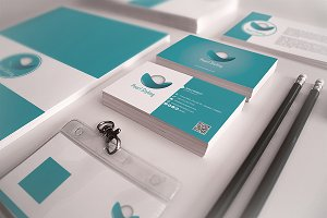 Pearl Styling Corporate Identity Pac