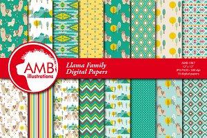 Llama Papers, Alpaca paper AMB-1987