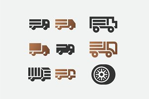 Truck Vectors