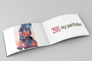 Portfolio & Photo Album 16 Page