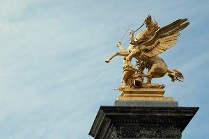 Wild Pegasus Monument