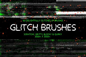 Glitch Brushes