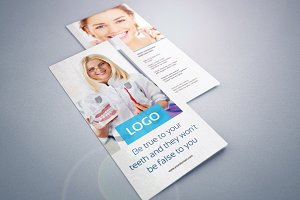 Dental Tri-Fold Brochure - nex #003