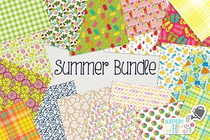 Summer Pattern Bundle