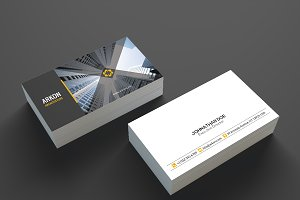 Architecture Business Card SE0207