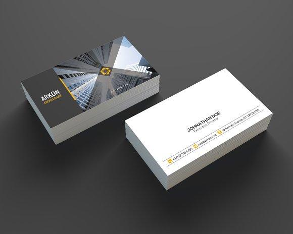 Architecture business card se0207 business card templates architecture business card se0207 business card templates creative market colourmoves