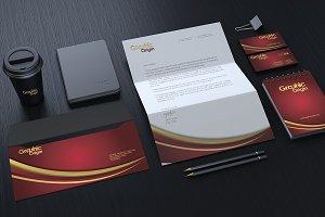 Luxury Corporate Identity