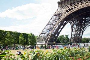 Eiffel Tower Foot