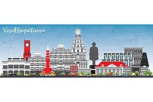 Visakhapatnam Skyline
