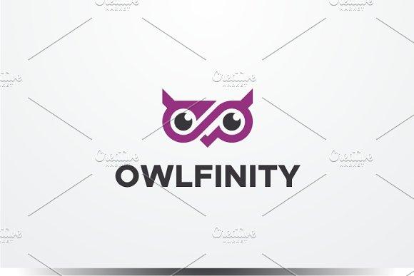 Owl Infinity Logo