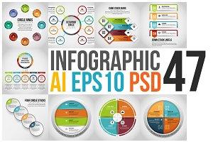 Infographic Set 47