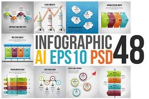 Infographic Set 48