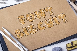 Font. Biscuit