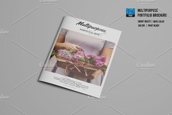 Multipurpose Portfolio Template-V736