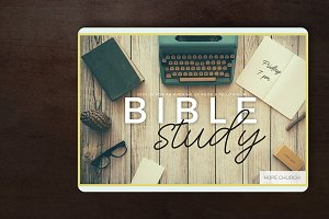 Bible Study/Christian templates(5)