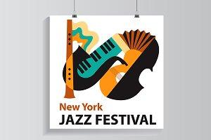 Jazz festival.