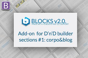 Add-on #1 for BLOCKS d'n'd builder