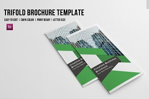 Trifold Corporate Brochure-V737