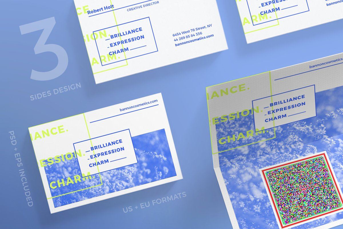 Business Cards | Brilliance in Business Card Templates