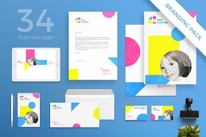 Branding Pack | Kids Clothes