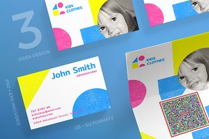 Business Cards | Kids Clothes