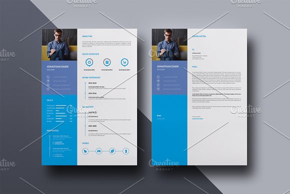 Clean Resume Template-V32