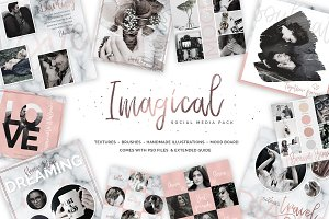 IMAGICAL Social Media Pack