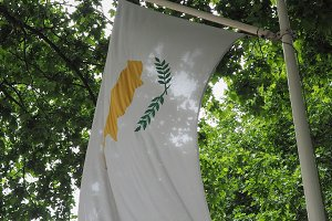 Cypriot Flag of Cyprus