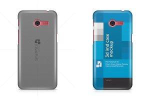 Zenfone 4 Phone Case Mockup