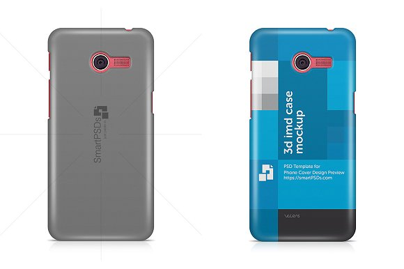 Zenfone 4 Phone Case Mockup