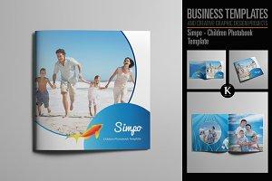 Simpo - Children Photobook Template