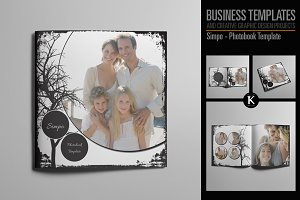 Simpo - Photobook Template