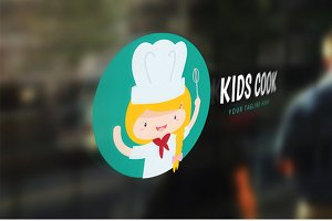 Kids Cook Logo