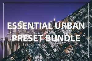 Essential Lightroom Preset Pack
