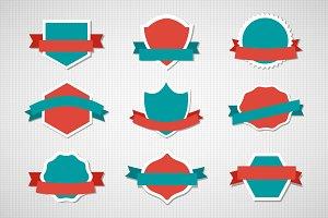 Set emblem templates