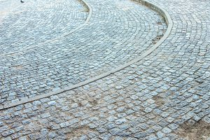 Pavement Surface Detail