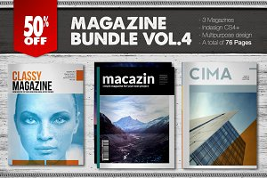 Magazine Bundle 4