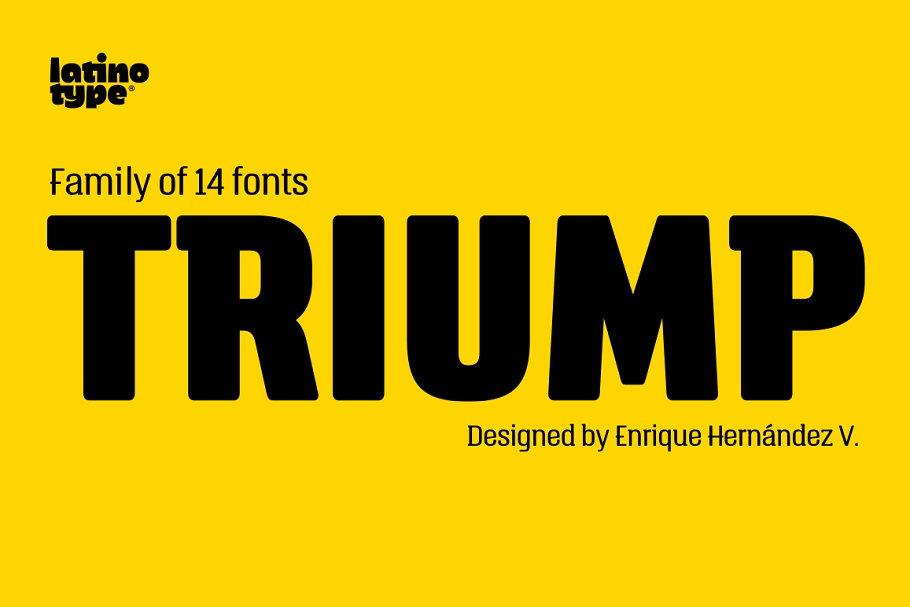 Triump Family