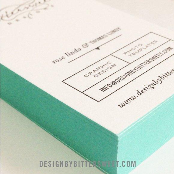 10 commandments of business card design creative market blog modern photographer business cards reheart Gallery