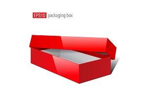 Rad blank Package Box