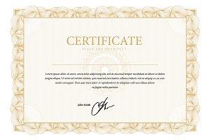 Certificate85