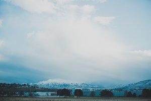 Mountains and Big Sky